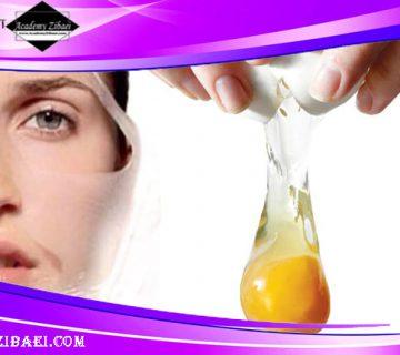 آموزش تهیه ماسک زرده تخم مرغ و عسل برای پوست