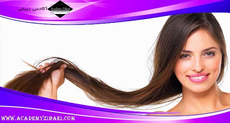 انواع داروهای خانگی برای داشتن موهای سالم