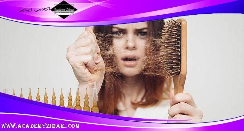 انواع ویتامین های کنترل ریزش مو