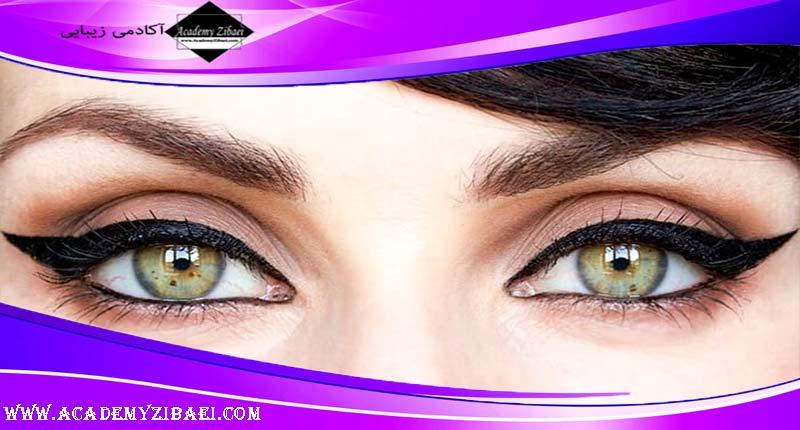 اهمیت استفاده از مداد چشم در زیبایی چشم
