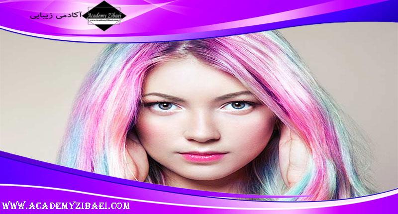 ترفند های نگهداری از موی رنگ شده