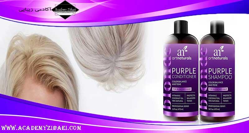 10 تونر مو برای موهای رنگ شده در سال 2019 – بخش دوم