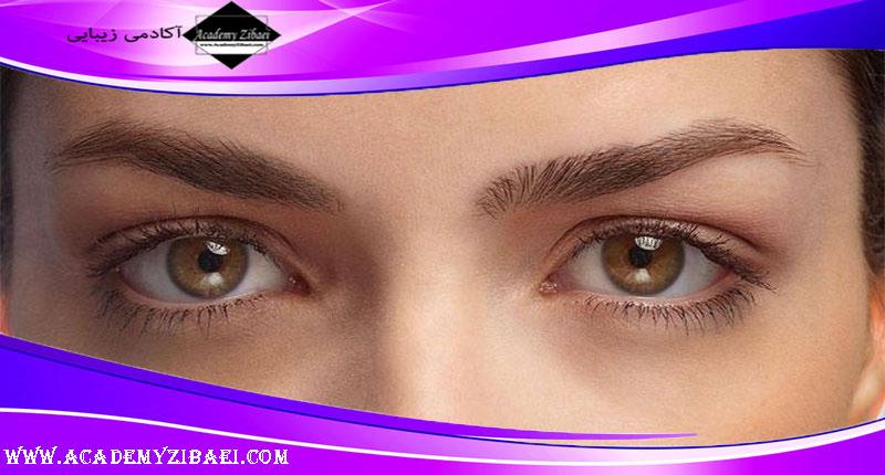 درمان گودی زیر چشم با روغن خراطین