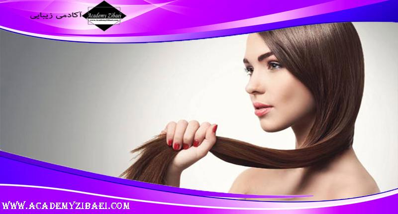 دستیابی به رنگ موی تیره به روش خانگی