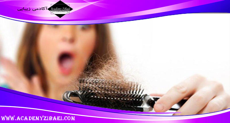 رنگ کردن مو دلیل اصلی ریزش و ضعف ساقه مو