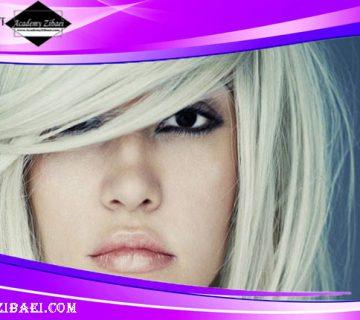 روش استفاده از رنگ موی سه صفر 👱♀️