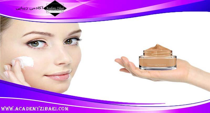 روش انتخاب رنگ کرم پودر مناسب رنگ پوست
