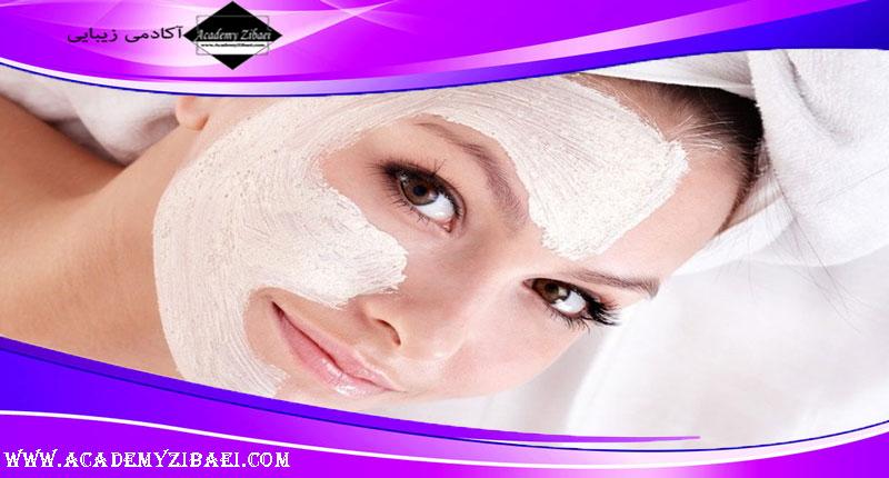روش تهیه ماسک شیر برای مراقبت از پوست