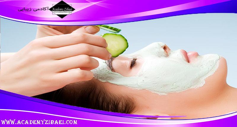 انواع ماسک صورت درخشان کننده پوست