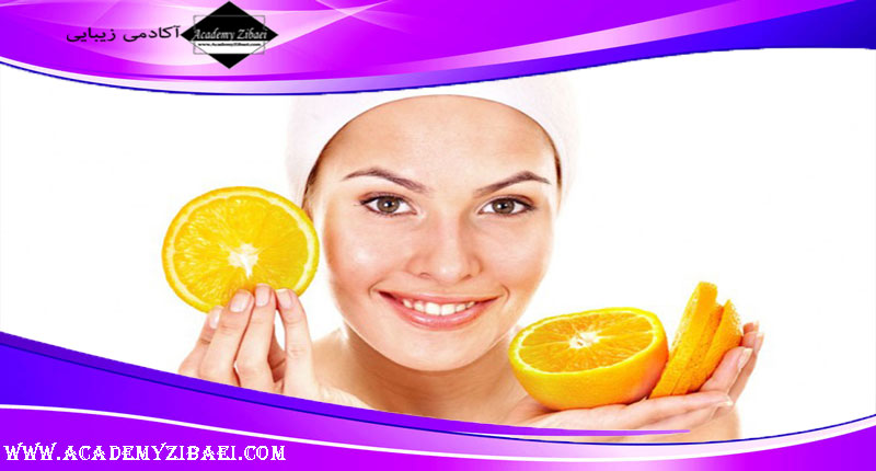 روش تهیه ماسک پرتقال برای صورت