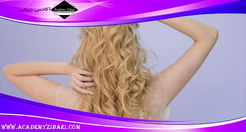روش روشن کردن مو بدون نیاز به دکلره