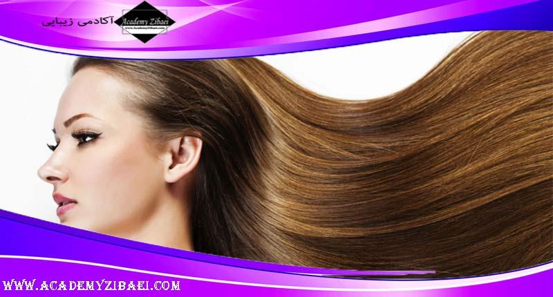 روش مراقبت از سلامت موی بلند