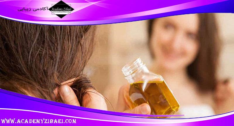 روش مصرف روغن آرگان برای افزایش درخشش مو