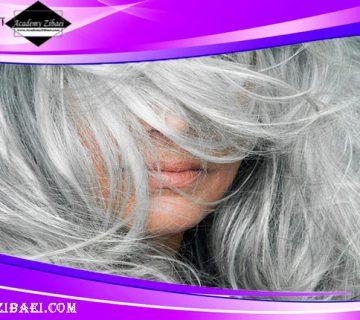 دلایل اصلی سفیدی زودرس مو ها