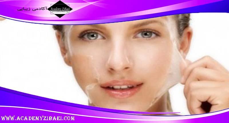 روش پیلینگ پوست صورت چیست؟