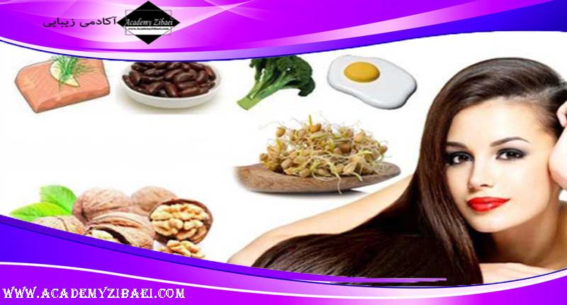 سبزیجات مفید برای رشد مو – بخش دوم