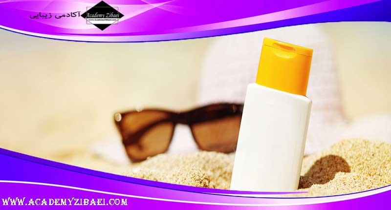 تاثیرات منفی ضد آفتاب