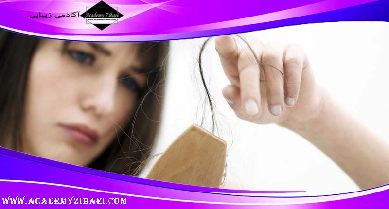 علت ضعیف شدن پیاز مو و ریزش مو