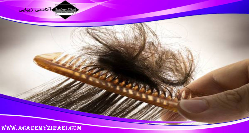 علت گره خوردن موها هنگام شانه زدن مو