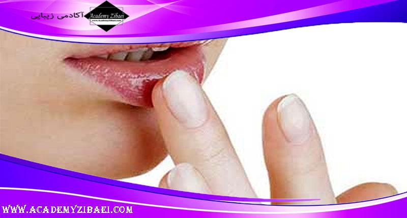 علل اصلی خشکی و زخم شدن لب