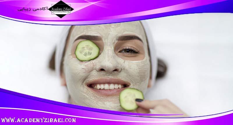 فواید آبرسانی پوست با کمک ماسک خانگی