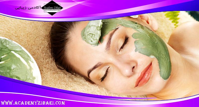 فواید جلبک دریایی برای پوست صورت