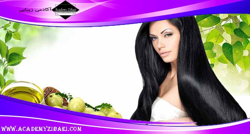 فواید روغن آملا برای سلامت مو