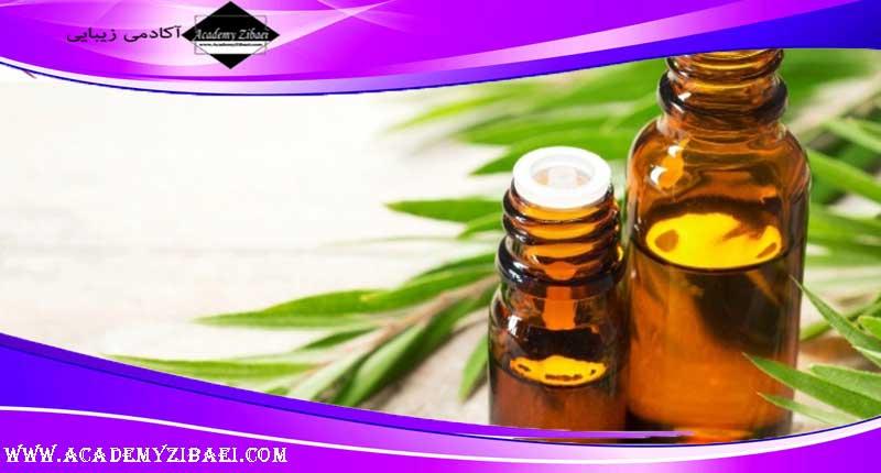 فواید روغن درخت چای برای درمان آکنه