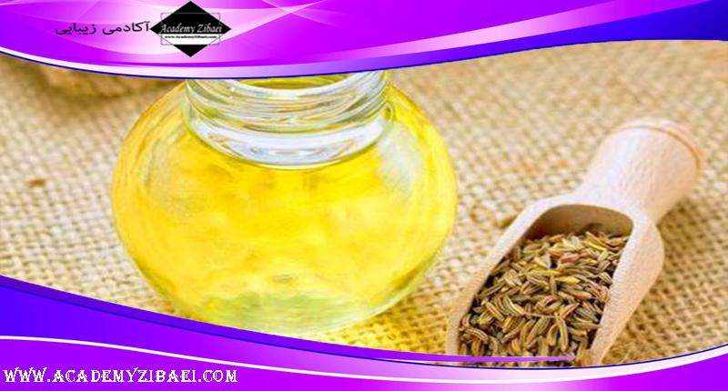 فواید روغن زیره برای سلامت پوست