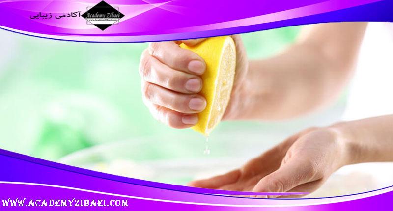 فواید لیموترش برای پوست، مو و ناخن