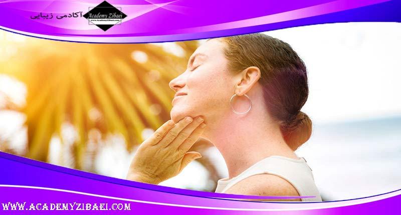 فواید معجزه آسای نور خورشید برای پوست و مو
