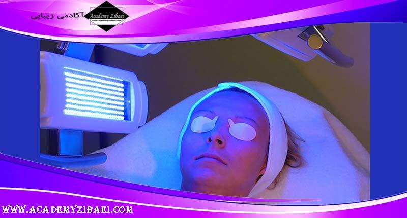 فواید و مضررات نور درمانی در جوان سازی پوست