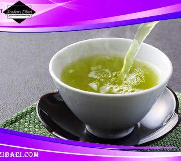 فواید چای سبز برای سلامت مو