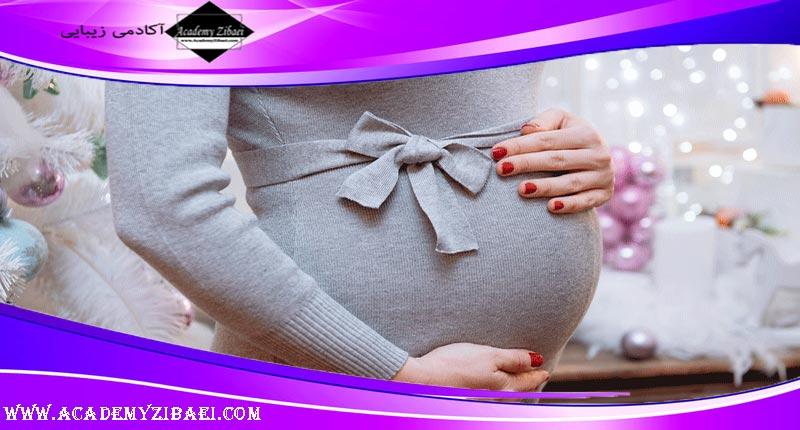 لاک ناخن مناسب استفاده در دوران بارداری 💅