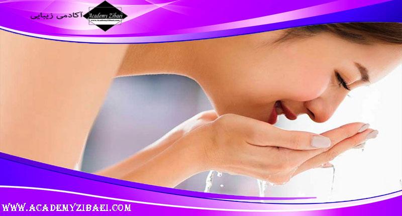 مزایای استفاده از ژل شستشوی صورت
