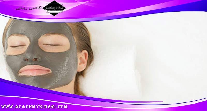 مزایای خاک رس برای پوست صورت