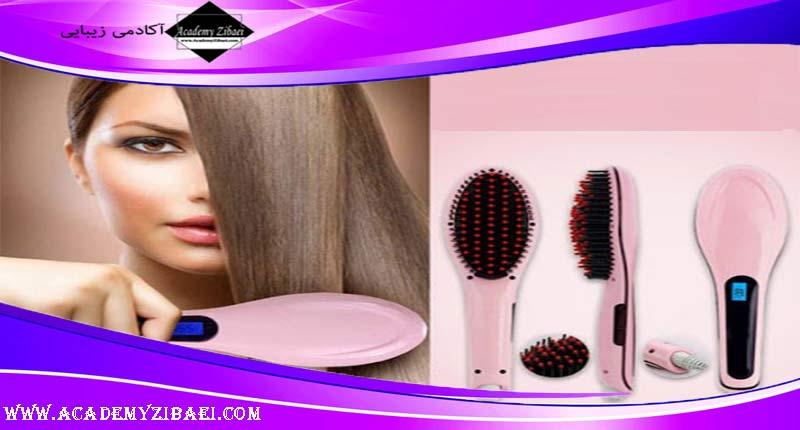 مشخصات برس موی استاندارد