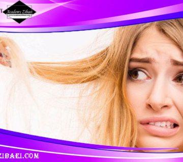 موی آسیب دیده چیست و چگونه می توان از آن مراقبت کرد؟