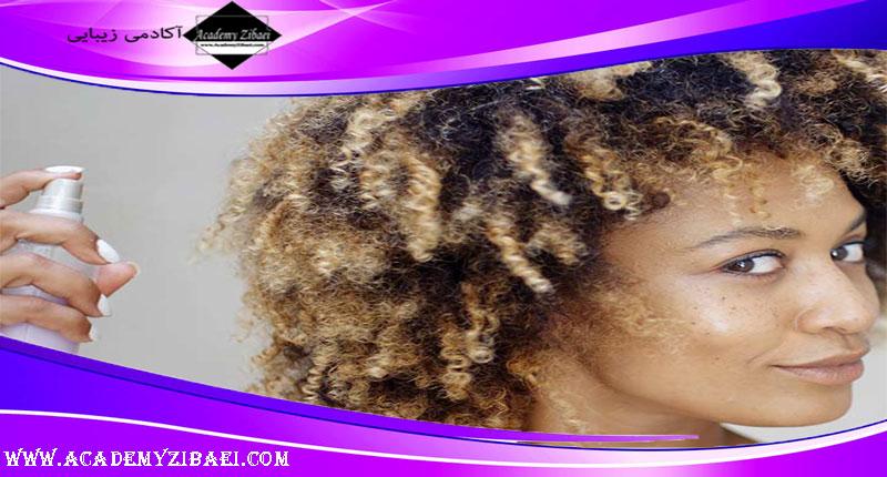 میزان حفاظت اسپری محافظ مو در برابر حرارت