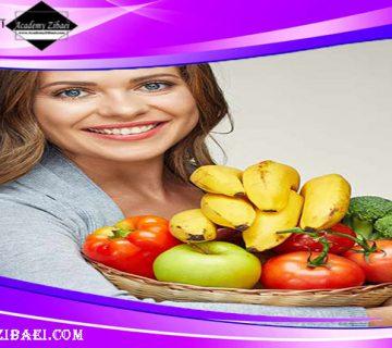 میوه های مفید برای رشد مو