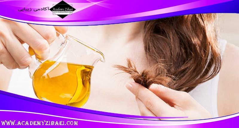 نحوه استفاده از روغن کرچک برای مقابله با ریزش مو