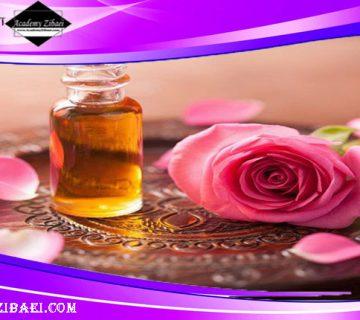 نحوه استفاده از عصاره گل رز برای پوست خشک