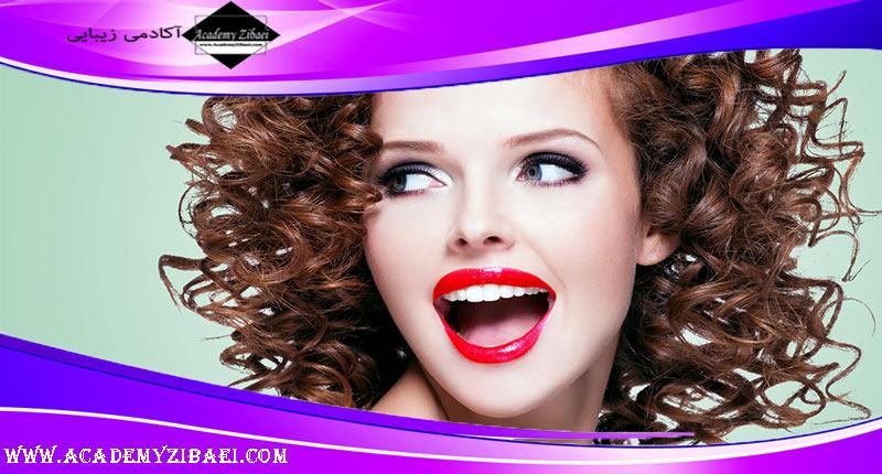 نحوه انتخاب مدل موی فر مطابق شکل صورت