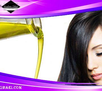 نحوه تهیه روغن داغ برای روغن درمانی موها