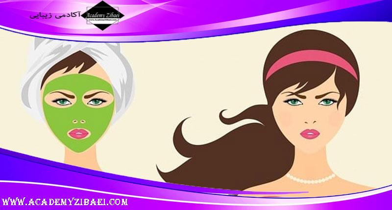 نحوه تهیه ماسک مولتی میتی برای سلامت پوست