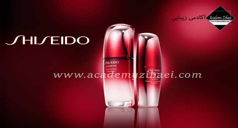 همه چیز درباره برند Shiseido