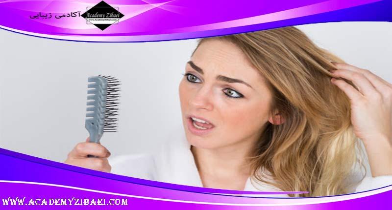 ویتامین های مفید برای درمان ریزش مو