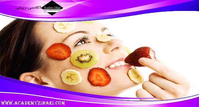 پنج ماسک میوه ای ساده برای پوست چرب