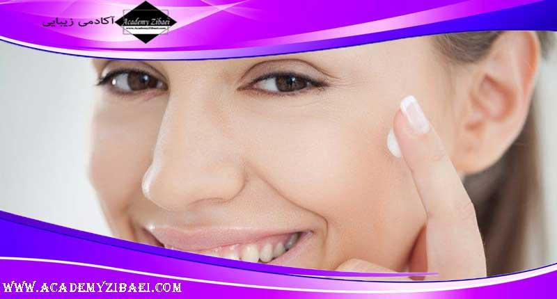 علت خشکی پوست اطراف چشم