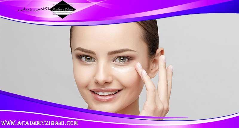 درمان خانگی خشکی پوست اطراف چشم - بخش دوم